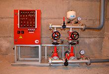 Монтаж и автоматизация насосной установки на объекте